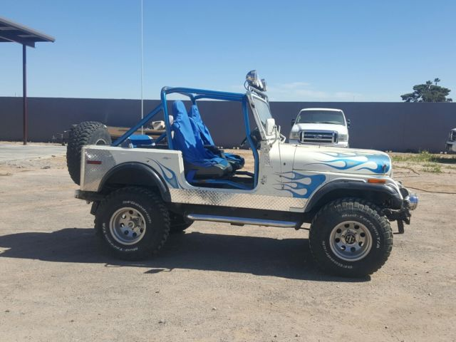 1980 jeep cj7 awesome 4x4 4 speed 350 v8 fuel injected 00 no reserve for sale jeep cj 1980 for. Black Bedroom Furniture Sets. Home Design Ideas