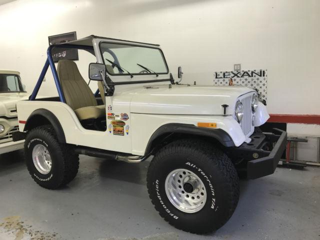 1980 jeep wrangler 350 chevy v8 4 speed frame off restoration must see for sale jeep. Black Bedroom Furniture Sets. Home Design Ideas