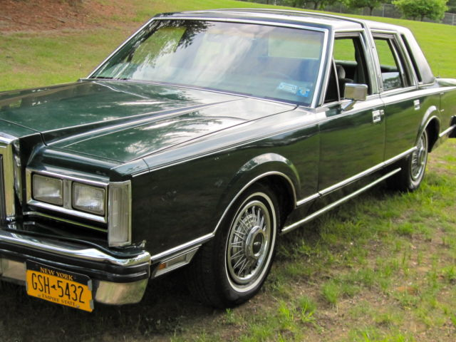 1980 lincoln continental rare 351 5 8l engine with town. Black Bedroom Furniture Sets. Home Design Ideas