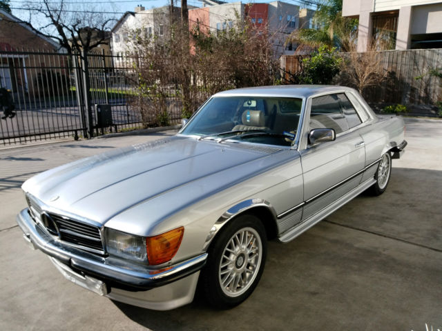 1980 mercedes 500 slc for sale mercedes benz other 1980. Black Bedroom Furniture Sets. Home Design Ideas