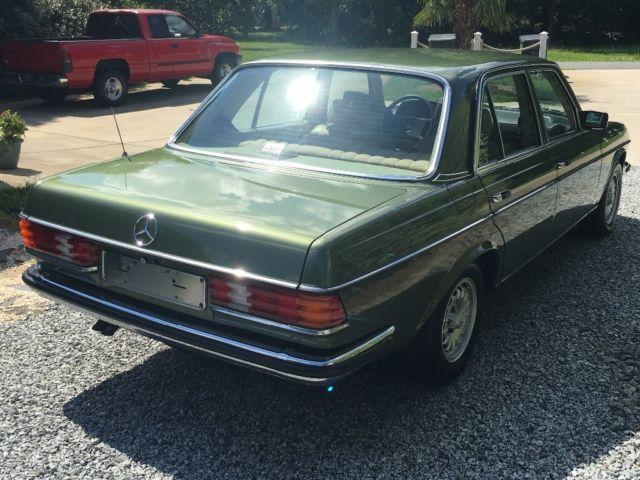 Catalytic Converter Buyers >> 1980 Mercedes-Benz 280e Euro W123 for sale - Mercedes-Benz ...