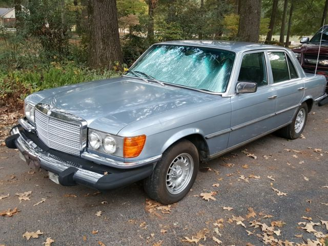 1980 mercedes benz 300sd turbo diesel for sale mercedes