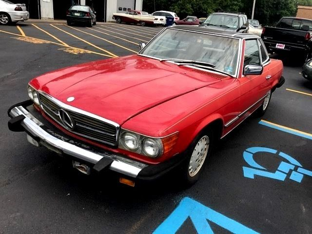 1980 mercedes benz 450sl no reserve for sale for 1980 mercedes benz for sale