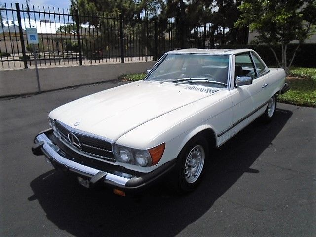 1980 Mercedes Benz 450sl Roadster 27 200 Miles For Sale