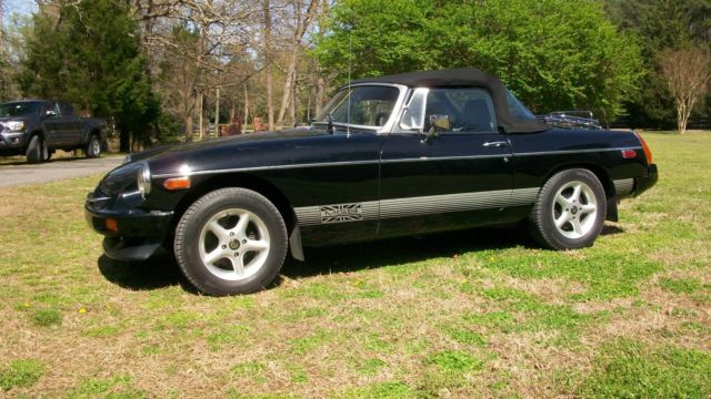 1980 MGB LE With EFI for sale - MG MGB modified 1980 for