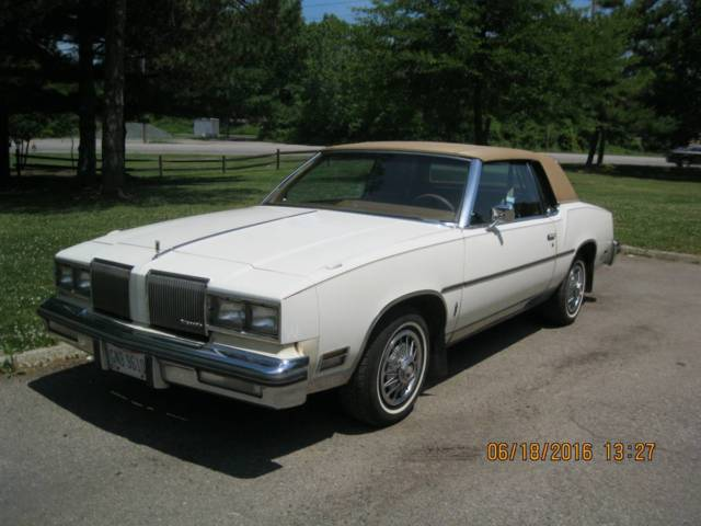1980 oldsmobile cutlass salon brougham 3 8l v6 auto air for 1979 cutlass salon