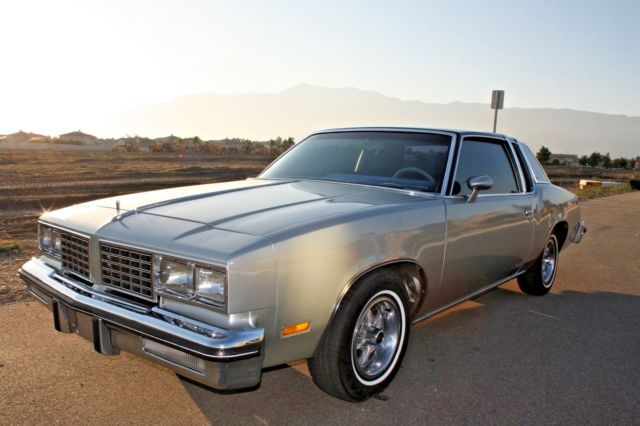 Car Seats For Three Year Olds >> 1980 Oldsmobile cutlass supreme SX v8 original owner super clean! for sale - Oldsmobile Cutlass ...
