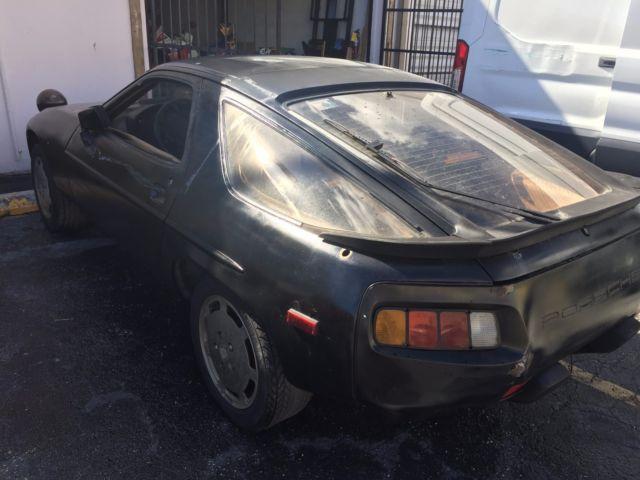 porsche 928 manual for sale