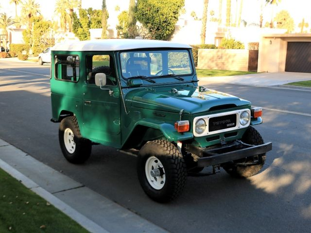 1980 Toyota Land Cruiser Fj40 Bj40 Restored For Sale