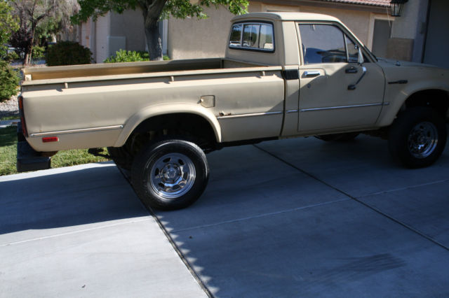 1980 Toyota Pickup Truck 4x4 for sale Toyota Other 1980