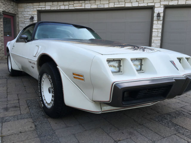 1980 Trans Am Pace Car Clean Original Sheet Metal For Sale Pontiac Trans Am 1980 For Sale