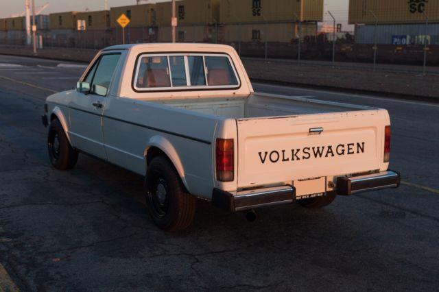 1980 volkswagen mk1 rabbit truck caddy 1 6td 5 speed for sale volkswagen rabbit 1980 for. Black Bedroom Furniture Sets. Home Design Ideas