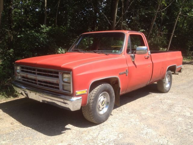 1980 39 s chevy gmc r10 c10 pickup truck rwd rear drive 305 for 305 chevy motor for sale
