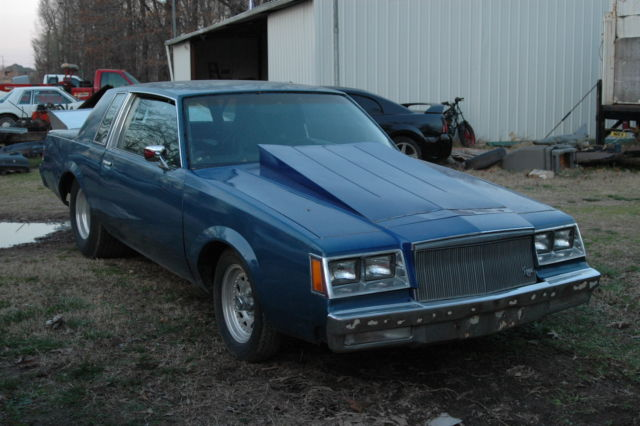 1981 buick regal prostreet look mild built 383 chevy. Black Bedroom Furniture Sets. Home Design Ideas