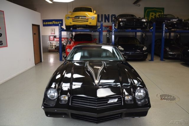 1981 Chevolet Camaro Z28 4 Speed 20k Mile Survivor Ask About Free Shipping For Sale Chevrolet