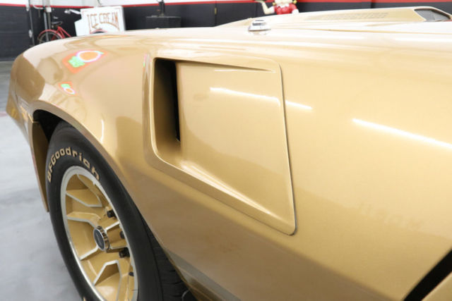 1981 Chevrolet Camaro Z 28 18892 Miles Gold Coupe 8 Cylinder Engine Automatic For Sale