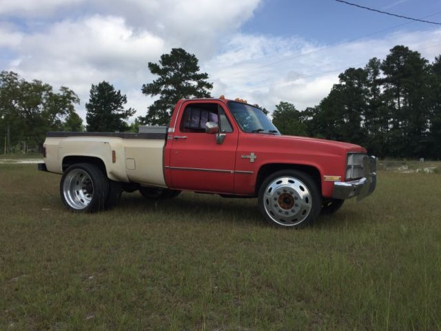 1981 Chevy C30 Camper Special For Sale