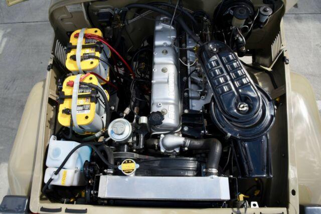 1981 FJ40 TRUE Professional Restoration TONS of upgrades and