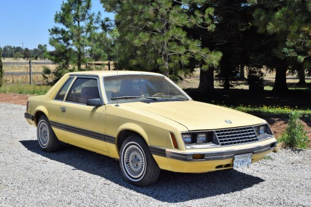 Gt350R For Sale >> 1981 Ford Mustang Foxbody Coupe for sale - Ford Mustang ...