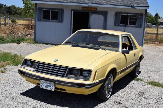 Elk Grove Ford >> 1981 Ford Mustang Foxbody Coupe for sale - Ford Mustang Coupe 1981 for sale in Elk Grove ...