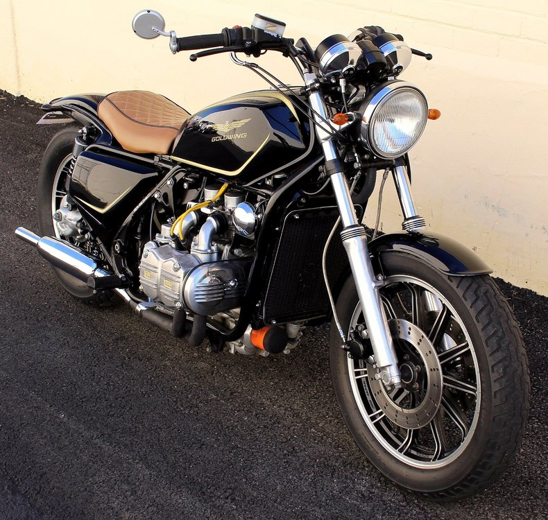 1981 Honda Goldwing Sport Cruiser Flemings Ultimate Garage for sale ...