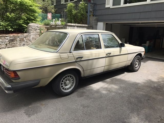 1981 mercedes benz 240d for sale mercedes benz 200 for Mercedes benz 240 d