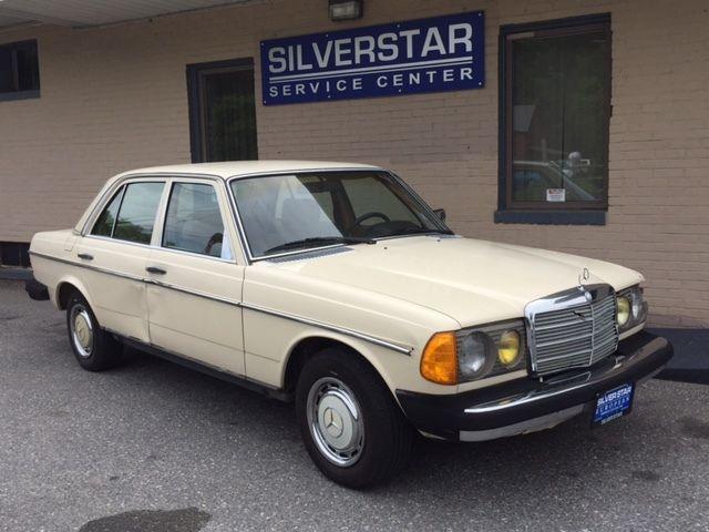 1981 mercedes benz 300d diesel 123 chassis for sale for Mercedes benz diesel models