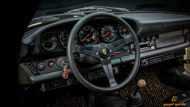 1981 Porsche 911 Rs Tribute Long Hood Backdate Hot Rod