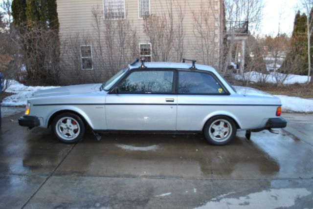 1981 Volvo 240 Glt Turbo Coupe 109 400 Original Miles For