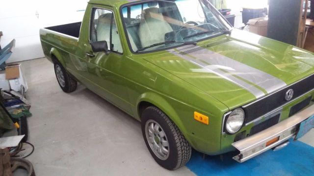 1981 vw rabbit pickup caddy rebuilt engine diesel veggie bio fuel system for sale volkswagen. Black Bedroom Furniture Sets. Home Design Ideas