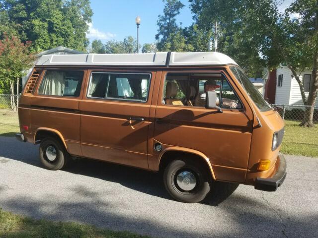 1981 vw westfalia camper van for sale volkswagen bus vanagon kombi 1981 for sale in guyton. Black Bedroom Furniture Sets. Home Design Ideas
