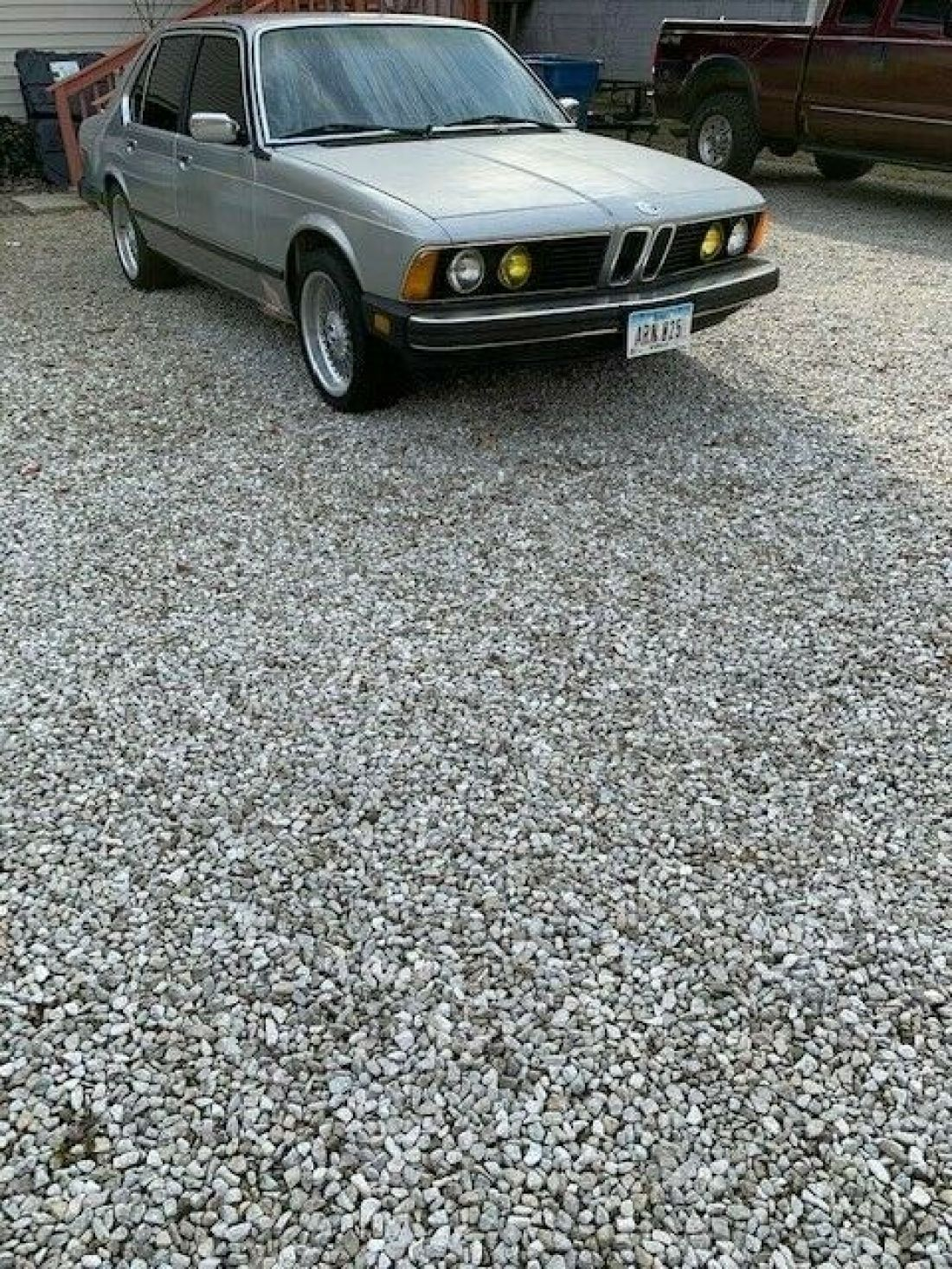 1982 Bmw 733i 5 Speed Manual Transmission For Sale Manual Guide