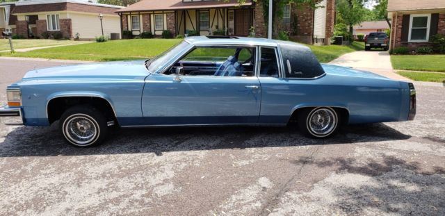 1982 Cadillac Deville Lowrider Classic Slab Donk Hotrod Hydraulic Dayton Chrome For Sale Cadillac Deville 1982 For Sale In Florissant Missouri