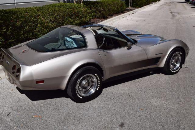 1982 chevrolet corvette collector edition 21 800 miles for sale chevrolet corvette collector. Black Bedroom Furniture Sets. Home Design Ideas