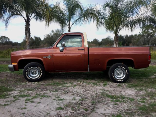 1982 Chevy Silverado