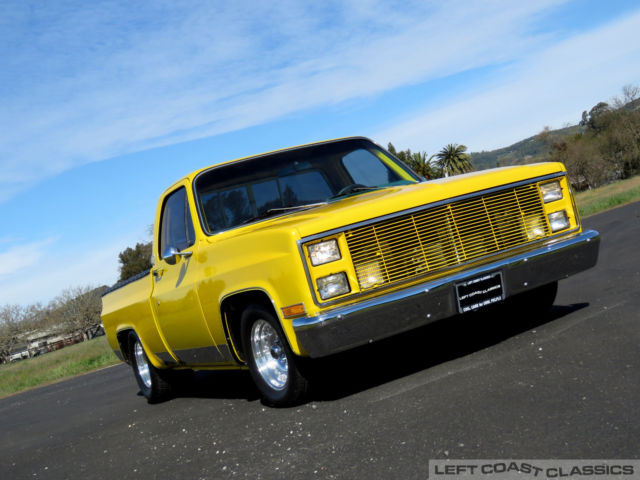 1982 chevy pro street 427 big block w 500 hp built by nascar crew chief for sale chevrolet. Black Bedroom Furniture Sets. Home Design Ideas