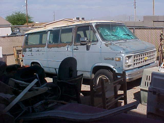 1982 chevy 350