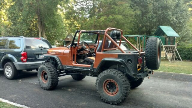 1982 Cj7 Rock Crawler For Sale