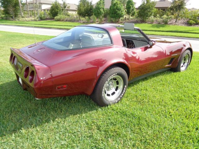 1982 corvette l83 1 of 853 for sale chevrolet corvette 1982 for sale. Cars Review. Best American Auto & Cars Review