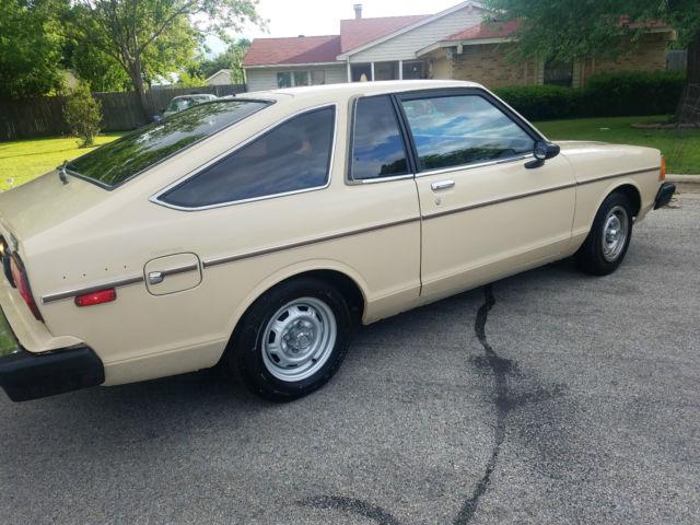 1982 Datsun / Nissan 210 Hatchback Automatic 39k original ...