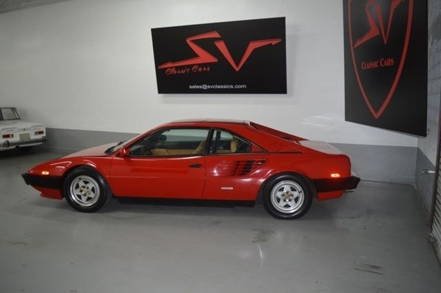 1982 ferrari mondial 8 red great deal for sale ferrari mondial 8 cuoupe 1982 for sale in. Black Bedroom Furniture Sets. Home Design Ideas