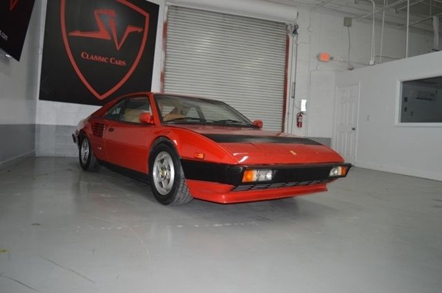 1982 ferrari mondial 8 red great deal for sale ferrari mondial 8 cuoupe 19. Black Bedroom Furniture Sets. Home Design Ideas