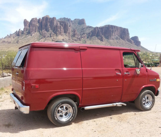 1982 g20 chevy van for sale chevrolet g20 van g20 1982. Black Bedroom Furniture Sets. Home Design Ideas