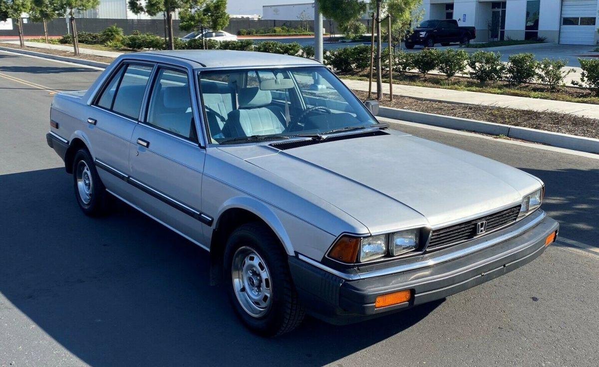 Kelebihan Honda Accord 1982 Tangguh