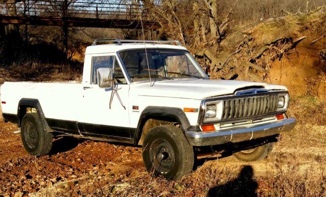 1982 Jeep J20 Pickup 4spd for sale - Jeep J20 1982 for sale