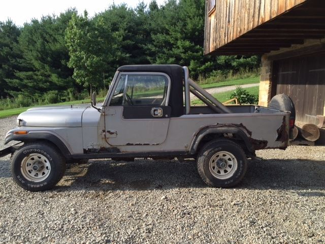 1982 jeep scrambler cj8 project for sale jeep cj scrambler cj8 project 1982 for sale in. Black Bedroom Furniture Sets. Home Design Ideas