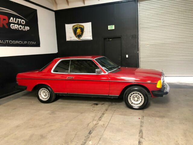 1982 MERCEDES 300CD TURBO DIESEL COUPE for sale - Mercedes