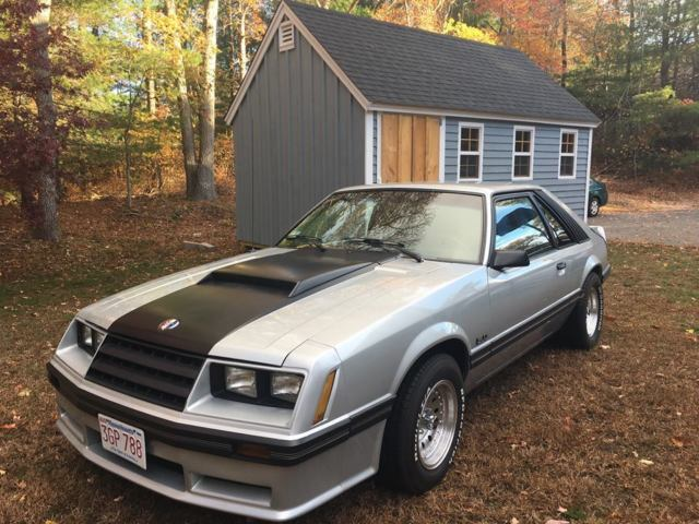 1982 mustang gt modified reserve off for sale ford. Black Bedroom Furniture Sets. Home Design Ideas