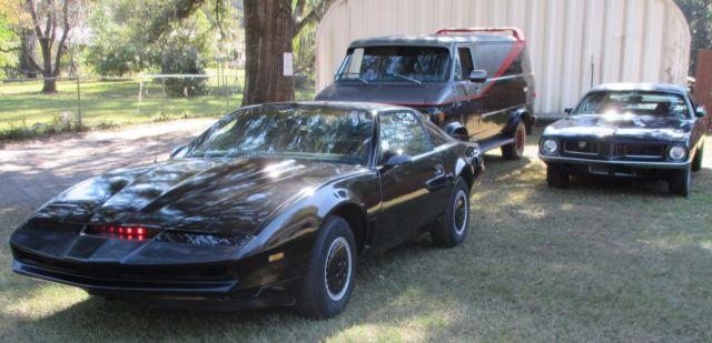 1982 pontiac firebird trans am kitt knight rider for sale pontiac trans am 1982 for sale in. Black Bedroom Furniture Sets. Home Design Ideas