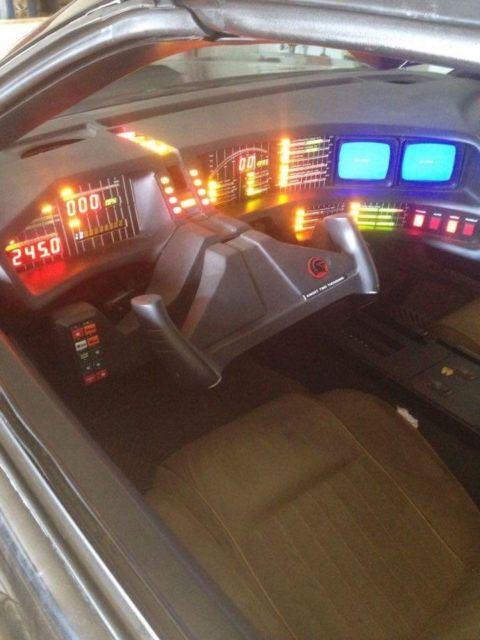 New Trans Am >> 1982 Pontiac Trans Am Knight Rider K.I.T.T for sale - Pontiac Trans Am 1982 for sale in Hamburg ...